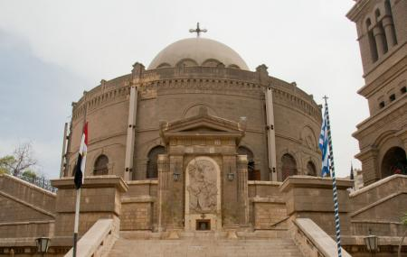 Coptic Church Of St George Image