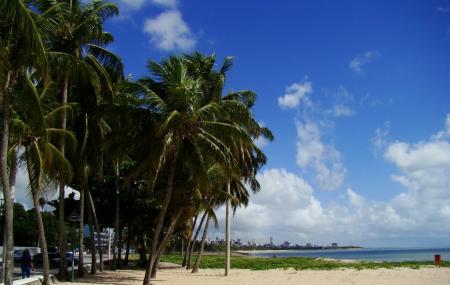 Cabo Branco Beach Image