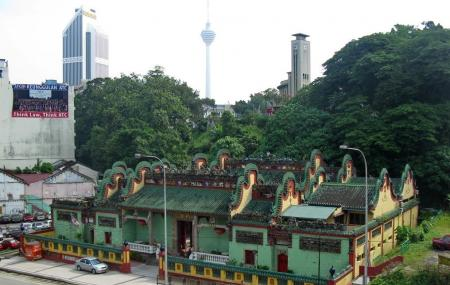 Chan See Shu Yuen Temple Image