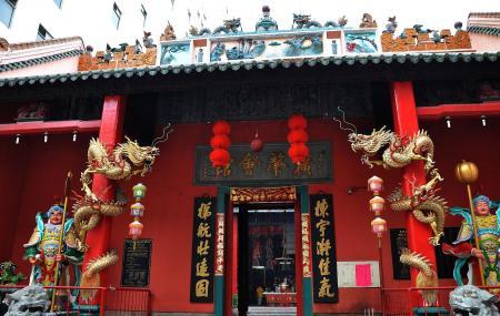 Guan Di Temple Image