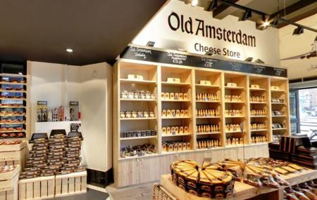 Old Amsterdam Cheese Store Image