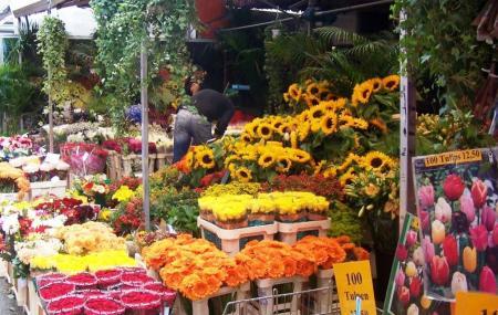 Bloemenmarkt Image