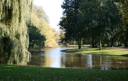 Oosterpark Image
