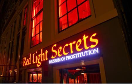 Red Light Secrets Image