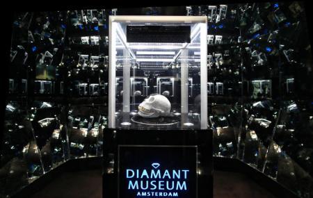 Diamond Museum Amsterdam Image