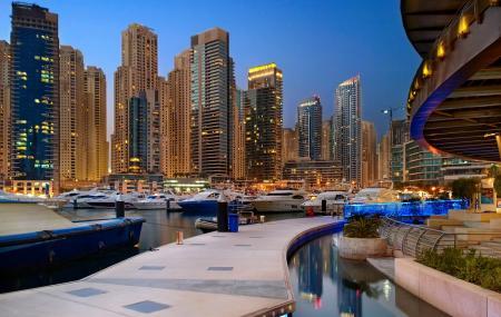 Dubai Marina Yacht Club Image
