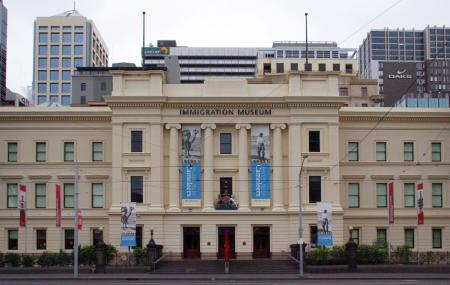Immigration Museum, Melbourne