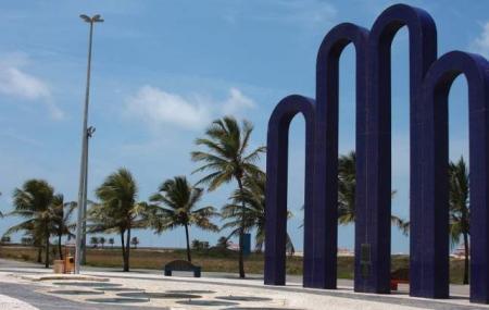 Orla De Atalaia And Praia Do Atalaia Image