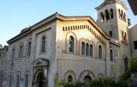 Agios Nikolaos Rangavas Image