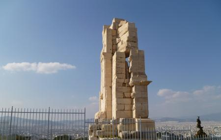 Monument Of Philopappos Image