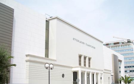 Athens Planetarium Image