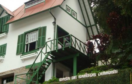 Museu Casa De Santos Dumont Image