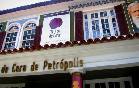 Museu De Cera De Petropolis Image