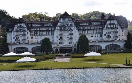 Quitandinha Palace Image