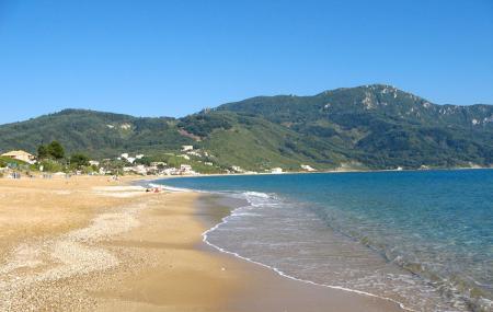 Agios Georgios Beach Image