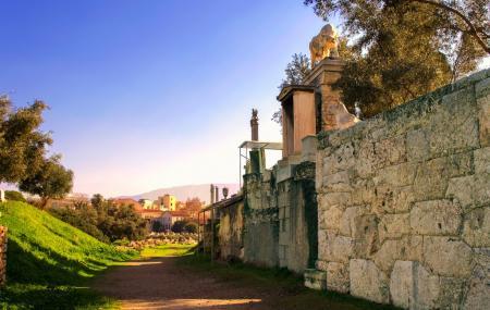 Kerameikos Cemetery Image