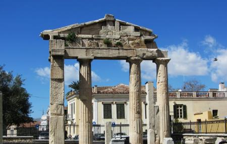 Roman Agora Image