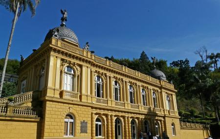 Yellow Palace Image
