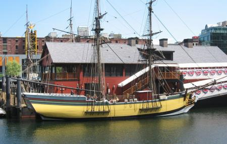 Boston Tea Party Ships And Museum, Boston