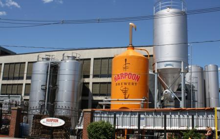 Harpoon Brewery Image