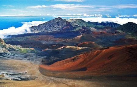 Haleakala Crater Image