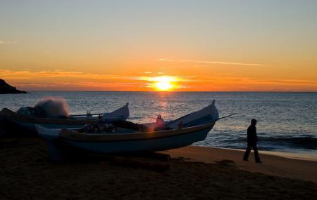 Estaleirinho Beach Image