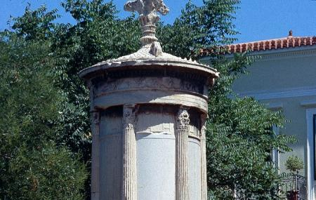 Choragic Monument Of Lysicrates Image