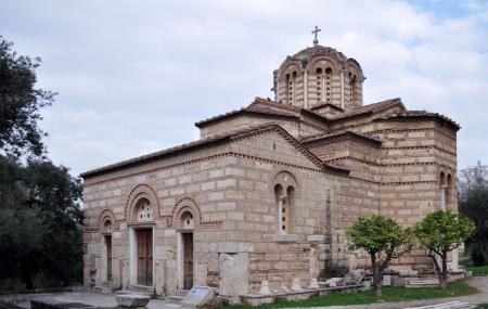 Church Of The Holy Apostles, Athens Image