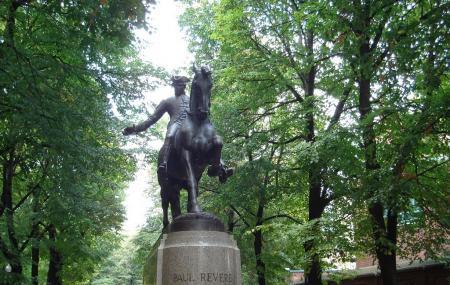 Statue Of Paul Revere Image