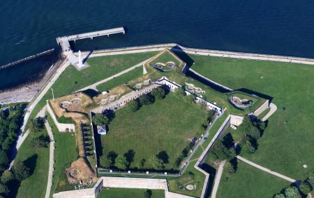 Castle Island Image
