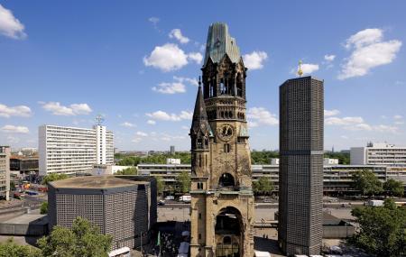 Kaiser Wilhelm Memorial Church Image
