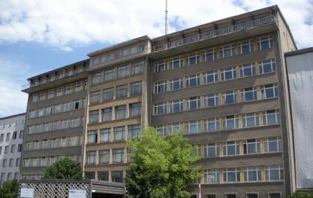 Stasi Museum Image