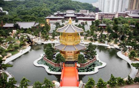 Chi Lin Nunnery Image