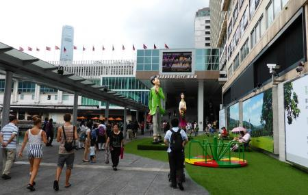 Harbour City Shopping Mall Image
