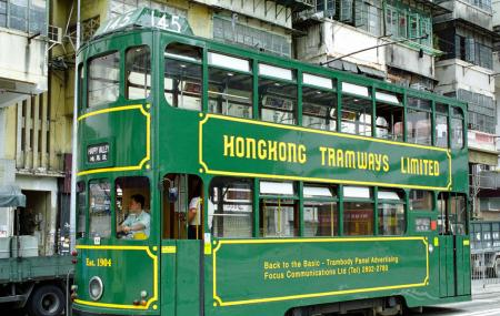 Hong Kong Tramways Image