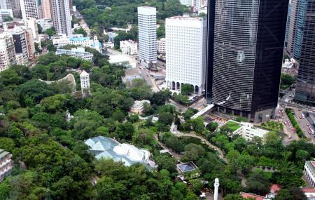 Hong Kong Park Image