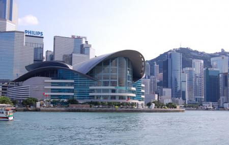Hong Kong Convention And Exhibition Centre Image