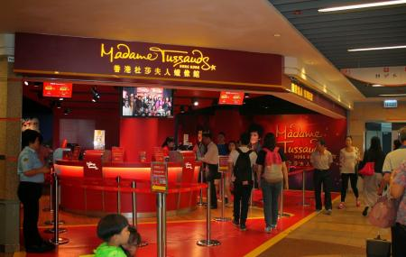 Madame Tussauds Hong Kong Image