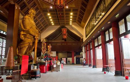Shatian Che Kung Temple Image