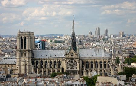 Notre Dame Cathedral Paris Ticket Price Timings Address Triphobo
