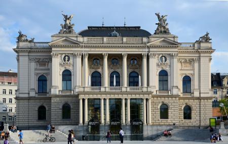 Zurich Opera House Image