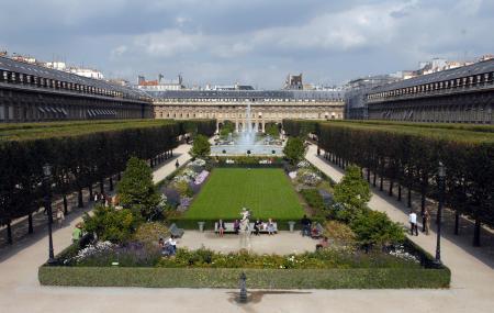 Jardin Du Palais Royal Image