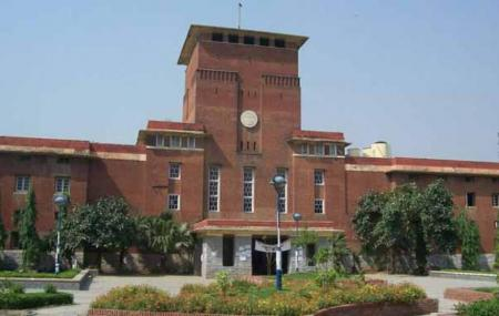 Delhi University Image