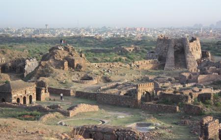 Tughlaqabad Fort Image