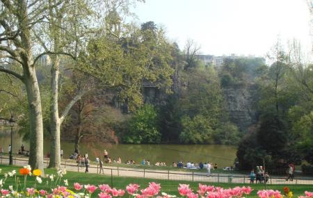 Parc Des Buttes Chaumont Image