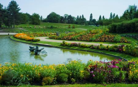 Parc Floral De Paris Image