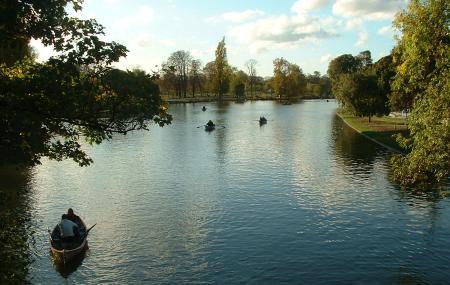 Bois De Vincennes Image