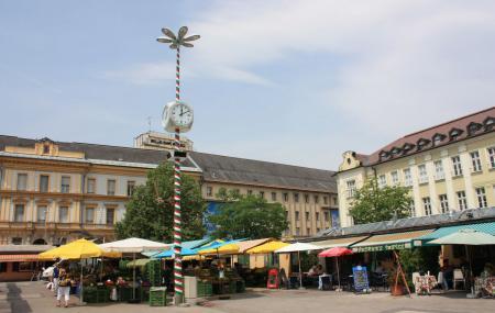 Benedictine Market Image