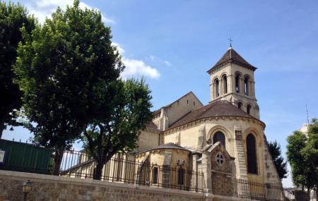 St-pierre De Montmartre Image