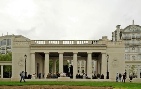 Bomber Command Memorial Image